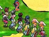 Shikihime Garden Battlefield
