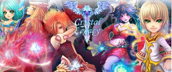Crystal Legacy - Enjoy an awesome MMORPG experience full of great gameplay right in your browser.
