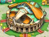 DD Tank: City map