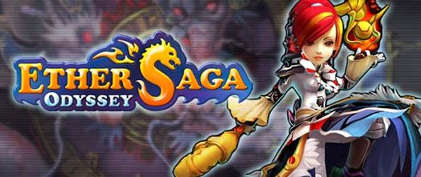 Ether Saga Odyssey - Browse an amazing, colorful game world filled with cute creatures.