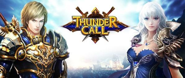 Thundercall - Fight against the demonic horde to protect the last bastion of light in this brand new casual MMORPG, Thundercall!