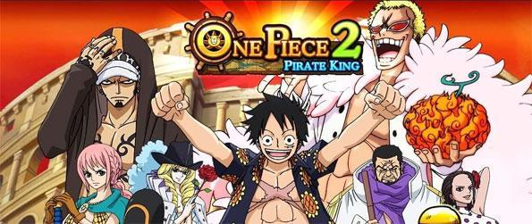 One Piece Online 2 - Play this phenomenal MMORPG and prove that you're the best pirate in the world.