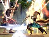 Blade dancer gameplay in Blade & Soul