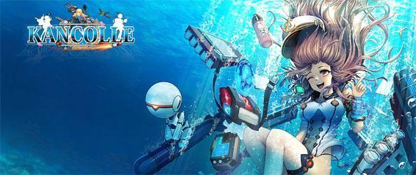 Kancolle - Do you have what it takes to take up the role of admiral in Kancolle and conquer the seven seas?