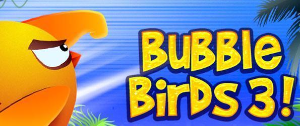 Bubble Birds 3 - Bu ücretsiz Facebook Kabarc?k Oyunu ku?lar kadar maç.