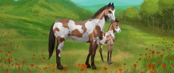 Howrse - Raise & Breed Beautiful Horses!