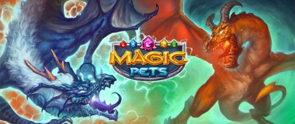 Magic Pets - Train Epic Magical Pets & Battle Your Friends.