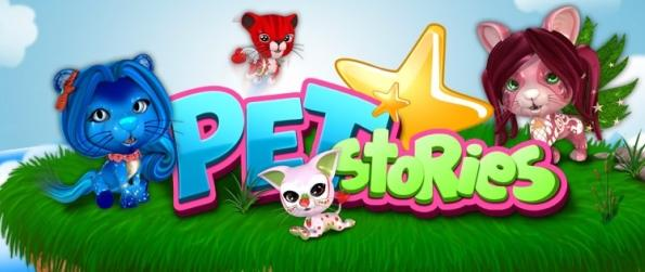 PetStories - Raise, Breed And Discover Rare And Cute Pets!