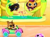 Littlest Pet Shop: Having fun with All the Pets