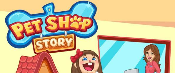 Pet Shop Story - Create the greatest pet shop ever and Invite all the fury friends you can to take care of them. Build a fun shelter for them and share with your friends in this cute pet simulation game, Pet Shop Story!