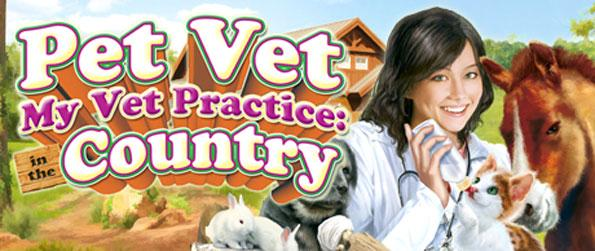 My Vet Practice - In the Country - Put on your doctor's coat and get ready to treat as many sick animals as you can in My Vet Practice - In the Country!