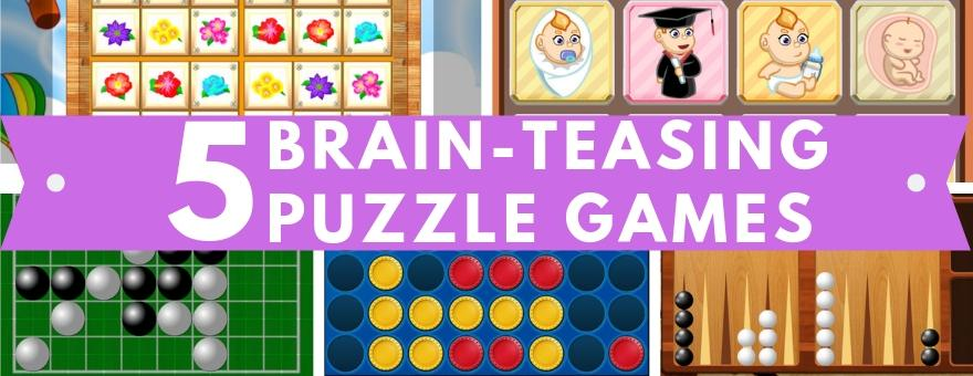 5 Brain Teasing Puzzle Games to Play on the PlayMarket large