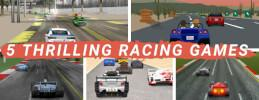 5 Thrilling Racing Games to Play on the PlayMarket thumb