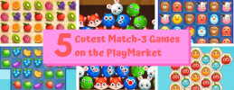 5 Cutest Match-3 Games on the PlayMarket thumb