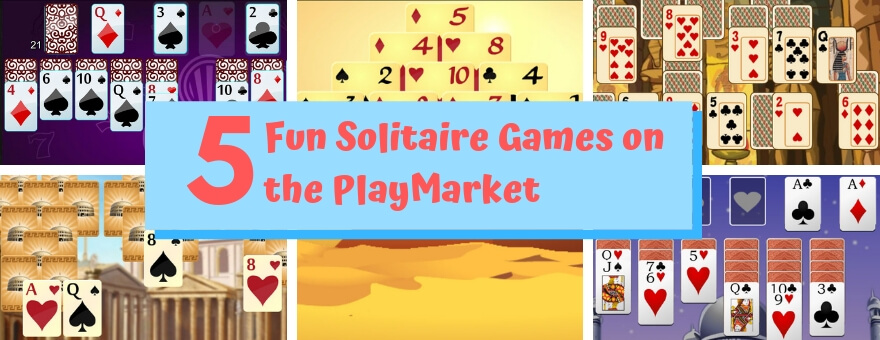 5 Fun Solitaire Games You Can Play on the PlayMarket large