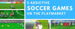 5 Addictive Soccer Games on the PlayMarket thumb