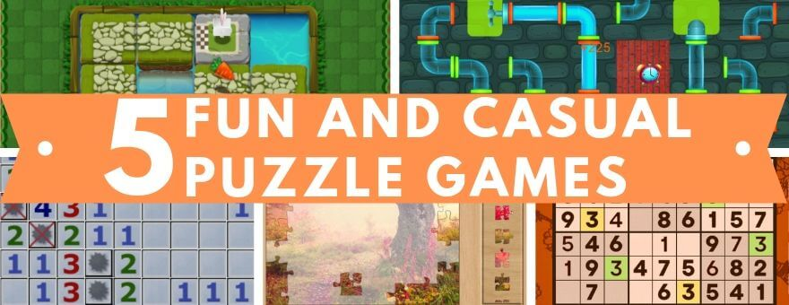5 Fun and Casual Puzzle Games on the Playmarket large
