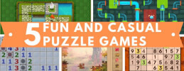 5 Fun and Casual Puzzle Games on the Playmarket thumb