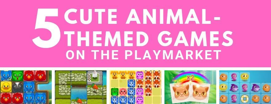 5 Cute Animal-themed Games on the Playmarket large