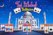 Taj Mahal Solitaire thumb
