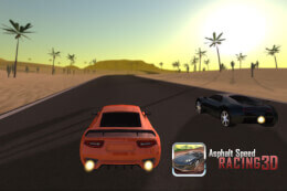 Asphalt Speed Racing 3D thumb