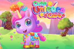 Cute Unicorn Care thumb