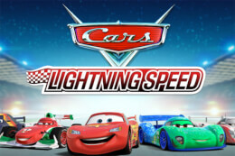 Cars Lightning Speed thumb