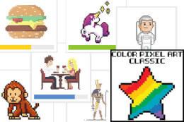 Color Pixel Art Classic thumb
