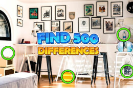 Find 500 Differences thumb