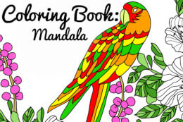 Mandala Coloring Book thumb