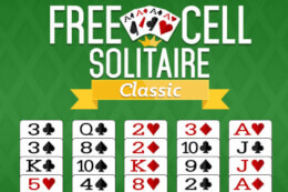 FreeCell Solitaire Classic thumb