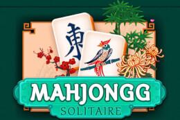Mahjongg Solitaire thumb