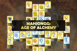Mahjongg: Age of Alchemy thumb