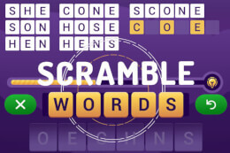 Scramble Words thumb