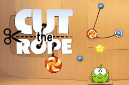 Cut The Rope thumb
