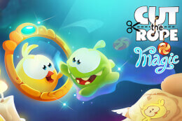 Cut the Rope: Magic thumb