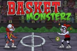 Basket Monsterz thumb