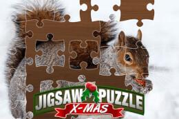 Jigsaw Puzzle X-Mas thumb