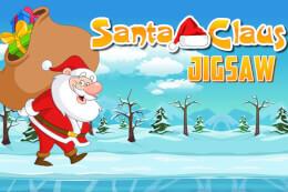 Santa Claus Jigsaw thumb