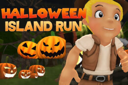 Halloween Island Running thumb