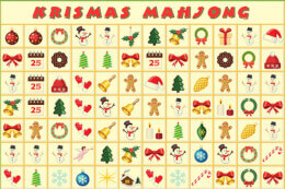 Krismas Mahjong thumb