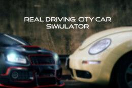 Real Driving City Car Simulator thumb