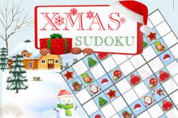 Xmas Sudoku thumb