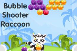Bubble Shooter Raccoon thumb