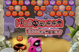 Halloween Bubble Shooter thumb