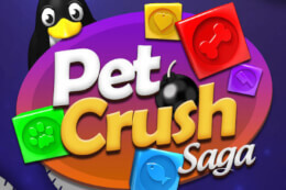 Pet Crush Saga thumb