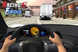 Furious Racing 3D thumb