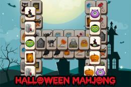Halloween Mahjong 2019 thumb
