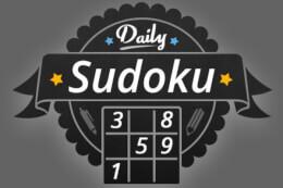 Daily Sudoku 2 thumb