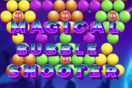 Magical Bubble Shooter thumb